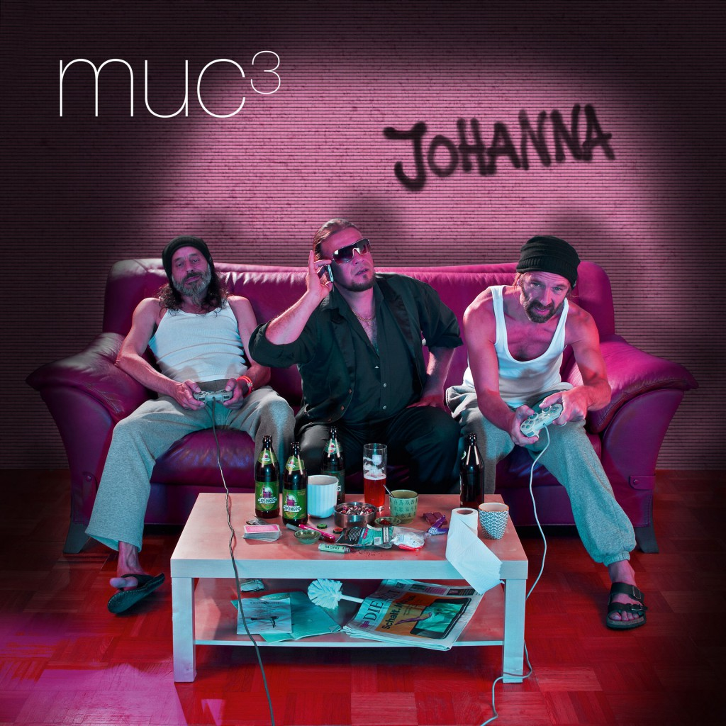 muc3 Johanna CD Cover