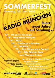 Radio München Sommerfest